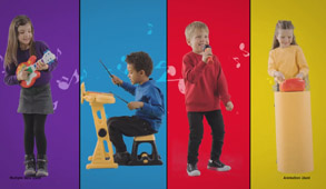 Wiggles Musical Range Headstart Toys   Director: Fabio Rao