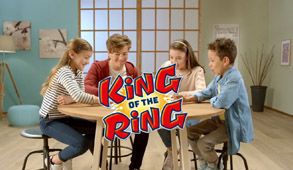 King of the Ring TVC - YULU TOYS Director Fabio Rao