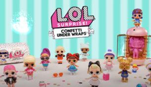 LOL Surprise Confetti Under Wraps Director: Fabio Rao